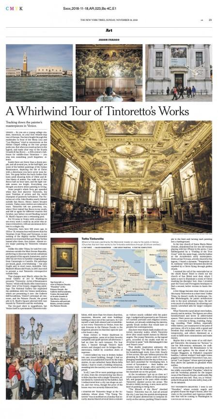NY Times 2018-11-18